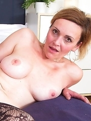 Hot MILF Fucking with her younger lover