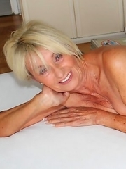German housewife Franziska gets very naughty